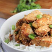 Super Easy Sesame Chicken Recipe
