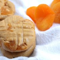No-Bake Apricot Cookies