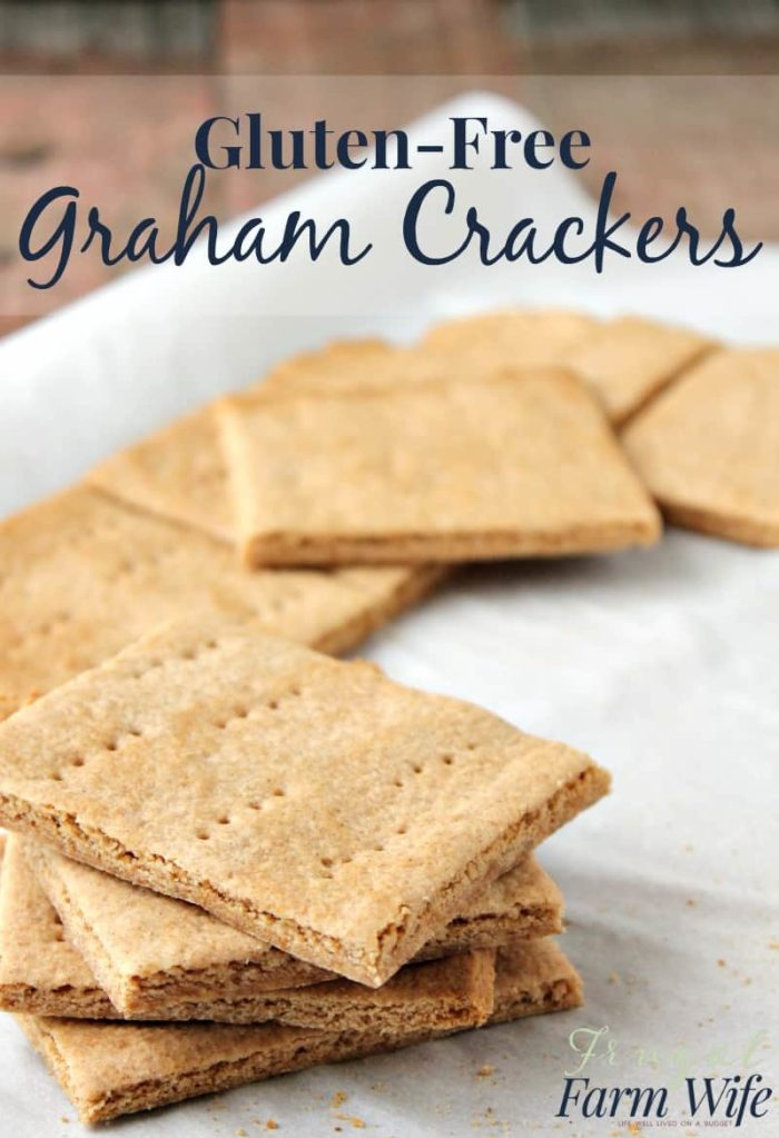 Gluten-Free Graham Cracker Recipe