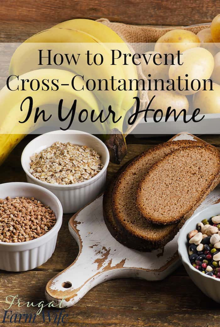 It's hard to keep them separate, but you CAN prevent cross-contamination and maintain an allergy-friendly environment in your home!