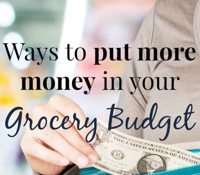 ways to save money that aren't groceries