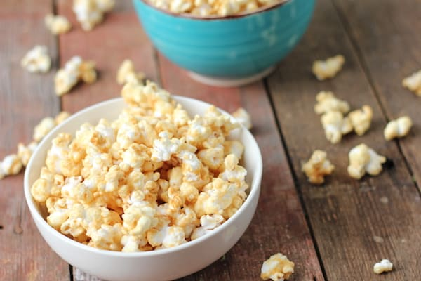 7 Tools To Massively Improve Your Photo Skills: Healthier caramel corn