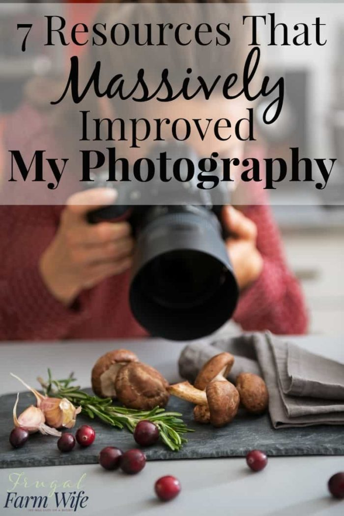 These 7 resources MASSIVELY improved my photography skills. They're amazing!