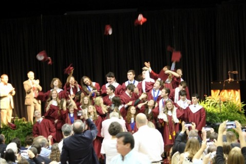 My Brother's Graduation