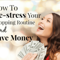 How I'm Cutting Stress Out Of Shopping, and Saving More Money
