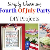 Charming 4th Of July DIYs