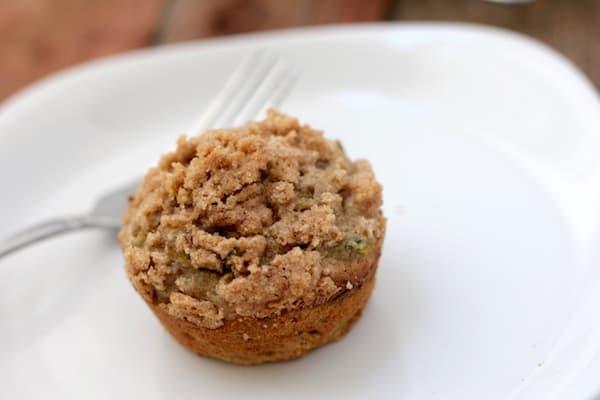 zucchini muffins gluten-free