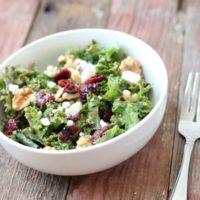 Paleo Strawberry Vinaigrette Salad Dressing