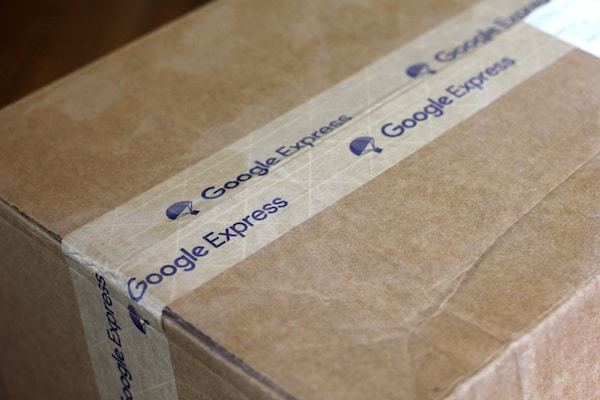 Google express totally made this blogger's life way easier!