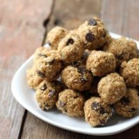Protein-Packed No-Bake Energy Bites