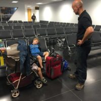 6 Tried and True Tips for flying with kids