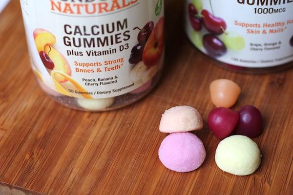 sundown natural vitamins