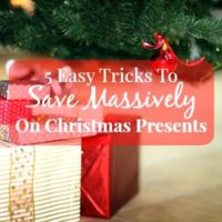 Five Tricks To Save A Ton Of Money On Christmas