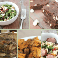 This Week's Mostly Healthy (Gluten-Free) Meal Plan