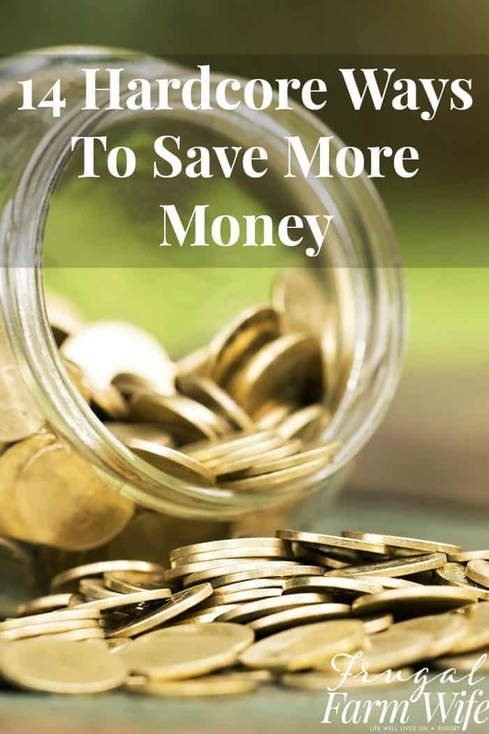 Check out this mom's 14 hardcore ways to save more money