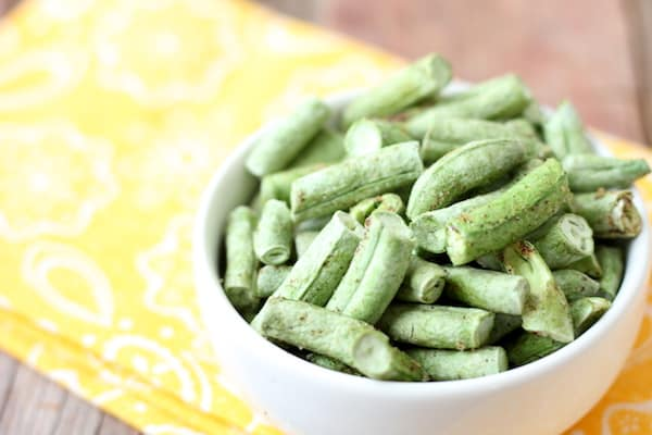 Crispy Green Bean Chips