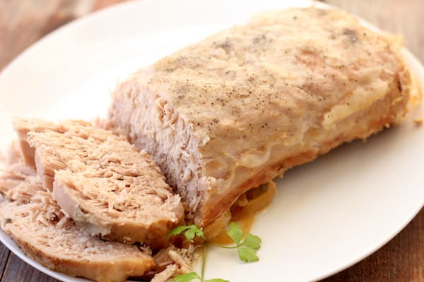 pork loin slow cooker recipe