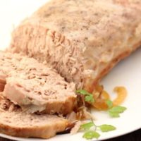 Easy Pork Loin Recipe