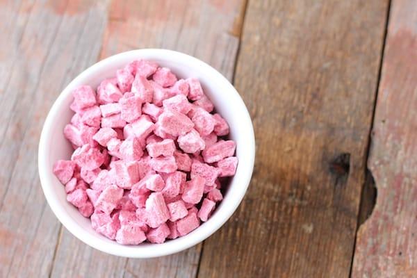 thrive life strawberry yogurt bites