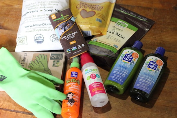 iHerb is helping people to go green on a budget! I'm going to look into using them!