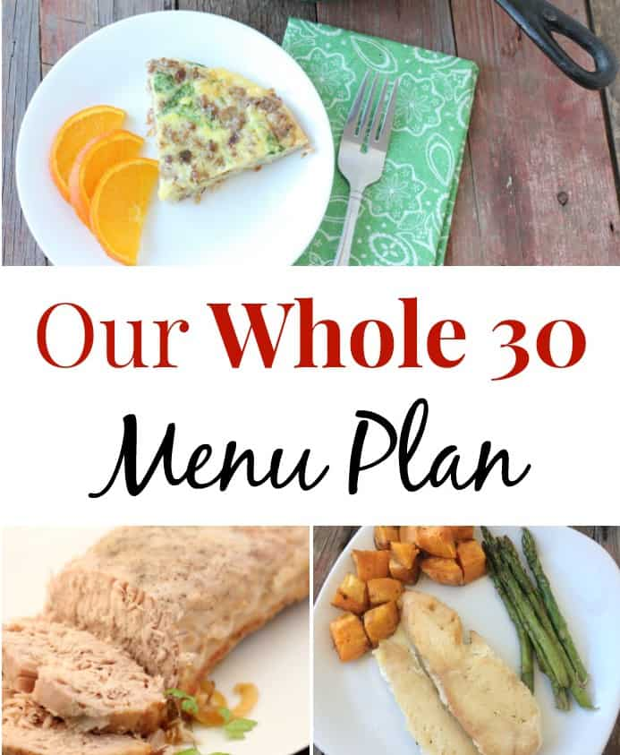 whole30 week 1 experience