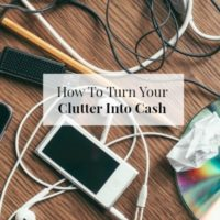 Simple Ways To Turn Your Junk Into Cash