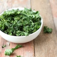Super Easy Kale Chips Recipe