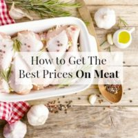 how to get the best meat prices