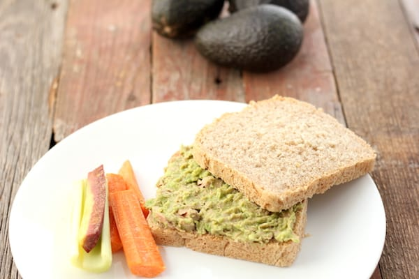 Avocado tuna salad is one of so many creative ways to use avocados!