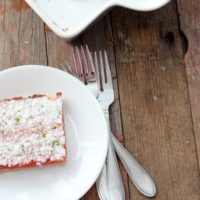 Gluten-Free Strawberry-Lime Bars