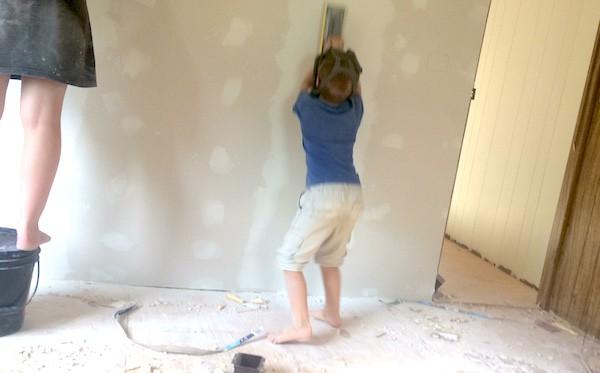 Garrett Sanding Drywall