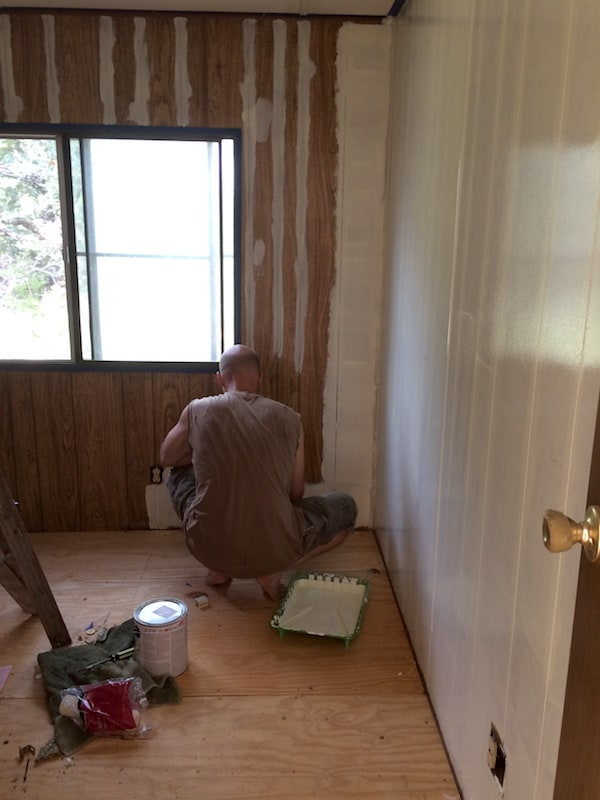Mobile Home Renovation and Marriage