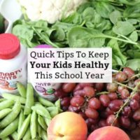 5 Quick Tips To Keep Your Kids Healthy Through The School Year