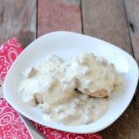 Gluten-Free Country Gravy