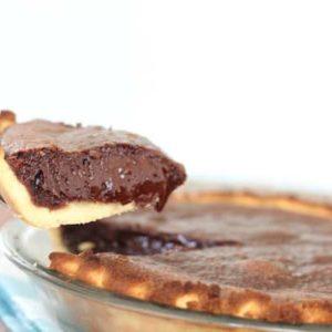 Coconut Flour Pie Crust Recipe
