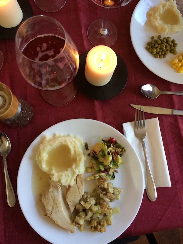 Simple Holiday Meal