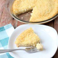 Gluten-Free Impossible Pie Recipe