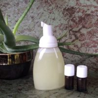 Easy Homemade Foaming Hand Soap Recipe