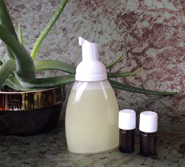 Easy Homemade Foaming Hand Soap Recipe The Frugal Farm Wife