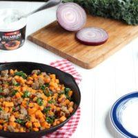 One-Pan Sweet Potato Hash