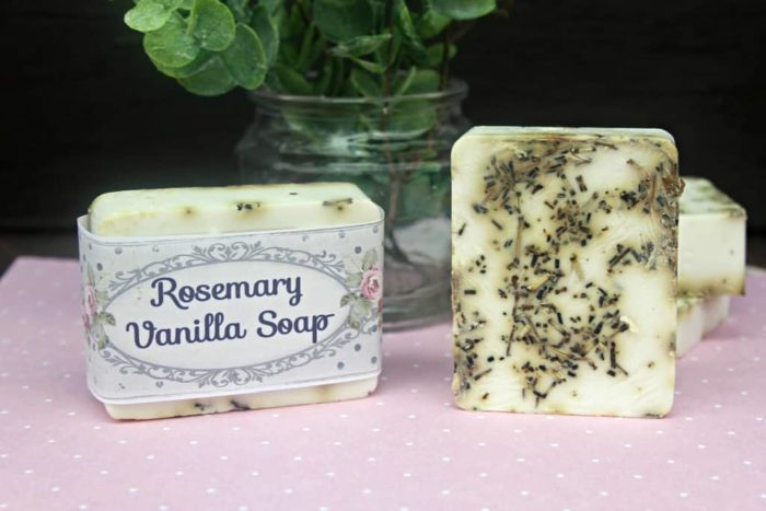 Homemade soap is easier than you think