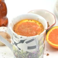 Orange Spice Detox Tea