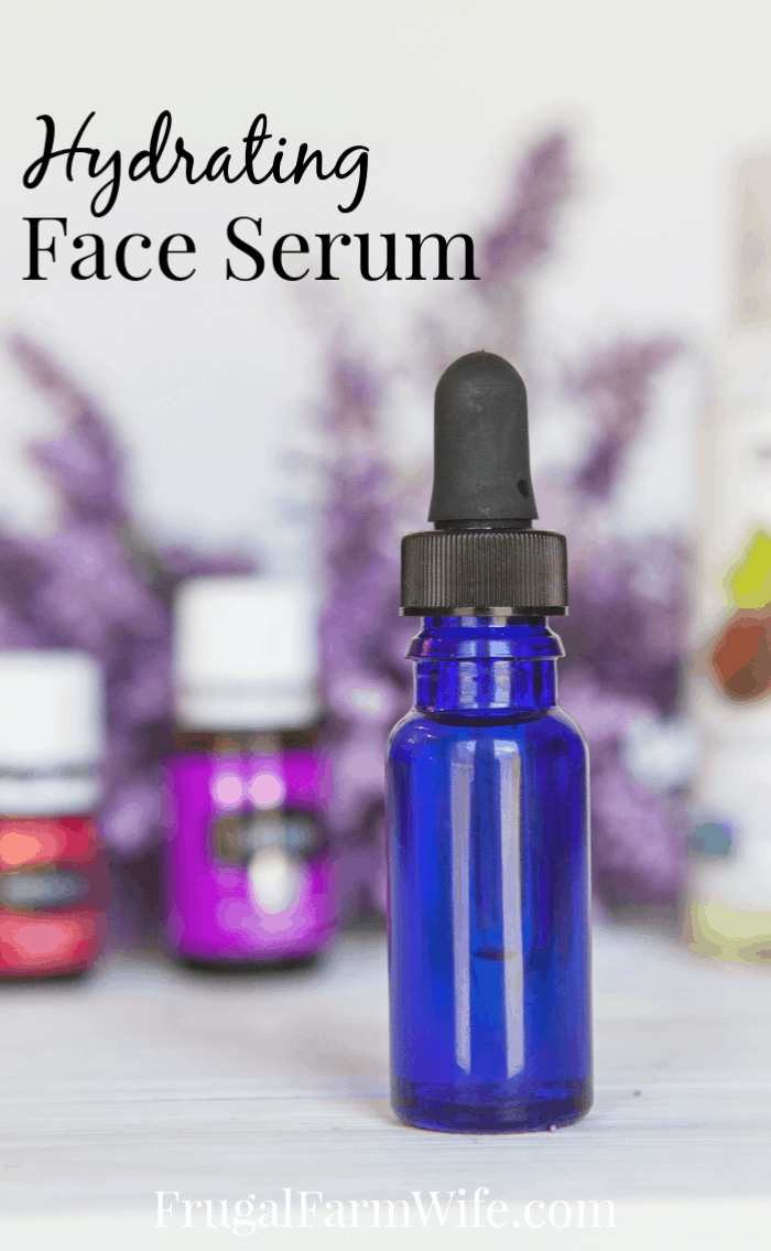 nourish your skin with this easy DIY hydrating Face Serum!