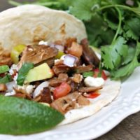 Instant Pot Pulled Pork Tacos