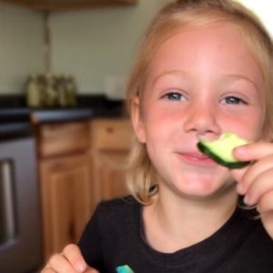 How To Get Your Kids To Eat Real Food