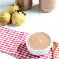 Spiced Pear Sauce Recipe With Canning Instructions