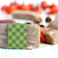 Fall Spice Goat Milk Soap Recipe