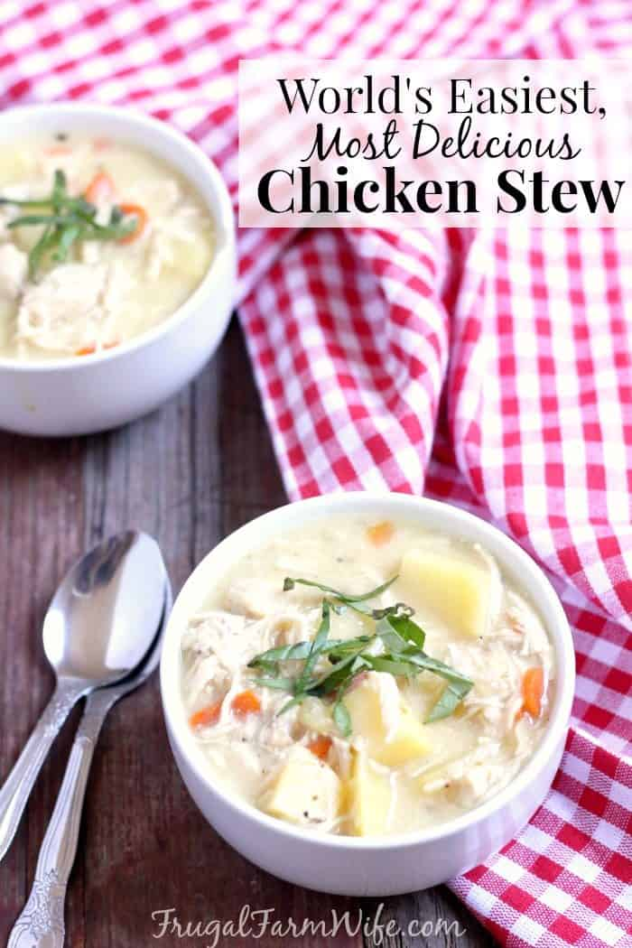 Chicken soup with all the slow roasted flavor, but it only take 30 minutes? Sign me up!