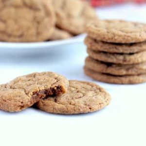 Old Fashioned Molasses Cookies Gluten-Free