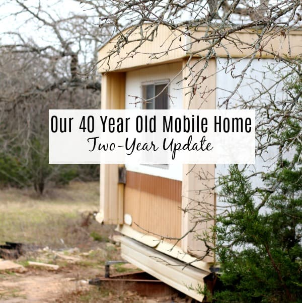Mobile Home Repair - Two Year Update | The Frugal Farm Wife on 1999 redman homes floor plans, 1999 redman mobile home interiors, 1999 redman double wide,